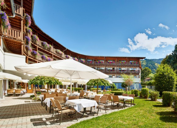 Alpenhaus Kaprun, Skifahren, Gletscher, Precor Fitness